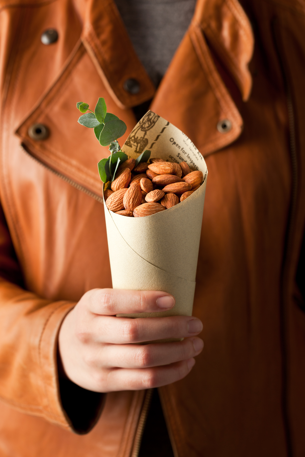 Handful Almonds